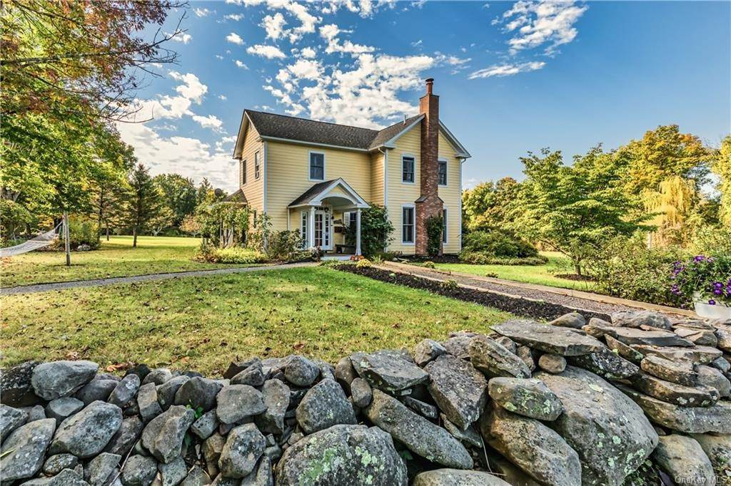 Residential for Sale at 121 Brink Farm Road Stone Ridge, New York 12484 United States
