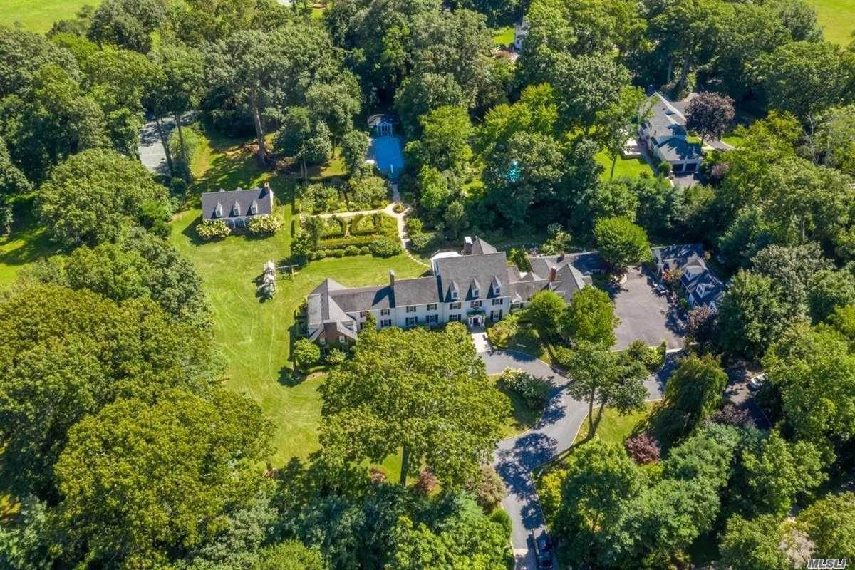 Residential for Sale at 8 Stonegate Lane, Old Brookville, NY 11545 Old Brookville, New York 11545 United States