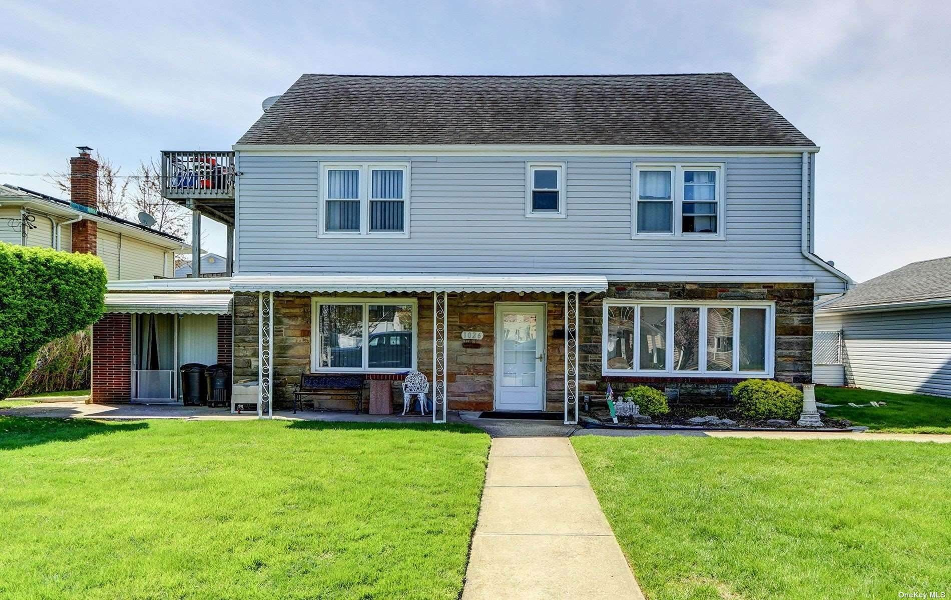 Residential for Sale at 1026 Knickerbocker Road, Island Park, NY 11558 Island Park, New York 11558 United States