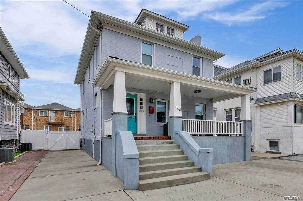 Residential Income for Sale at 162 Beach 129 Belle Harbor, New York 11694 United States