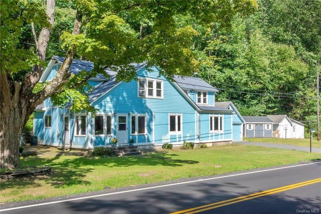 Residential for Sale at 813 Mountaindale Road Mountain Dale, New York 12763 United States