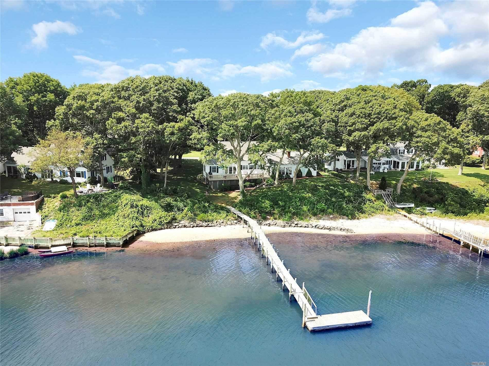 Residential for Sale at 1515 Calves Neck Road Southold, New York 11971 United States