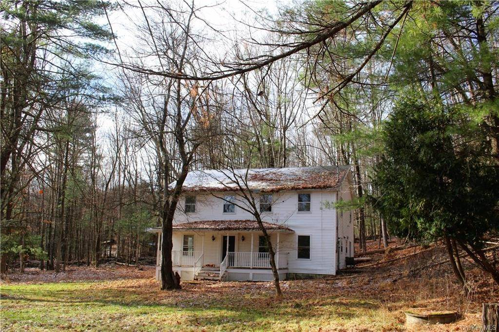 Residential for Sale at 395 Scarawan Road Stone Ridge, New York 12484 United States