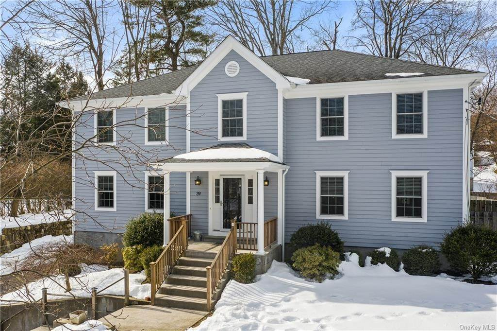 Residential for Sale at 39 Truesdale Drive Croton On Hudson, New York 10520 United States