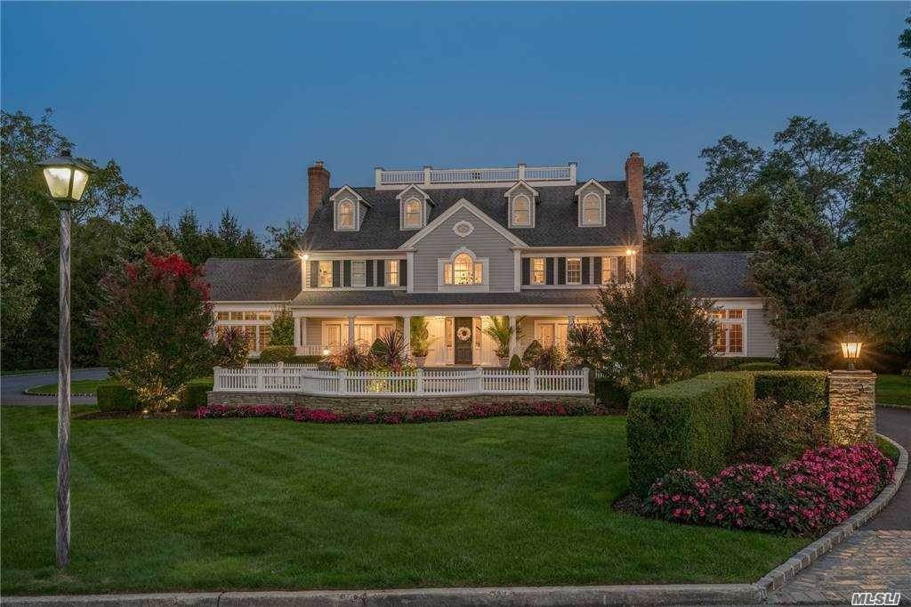 Residential for Sale at 6 Pond Field Court, Cold Spring Hrbr, NY 11724 Cold Spring Harbor, New York 11724 United States