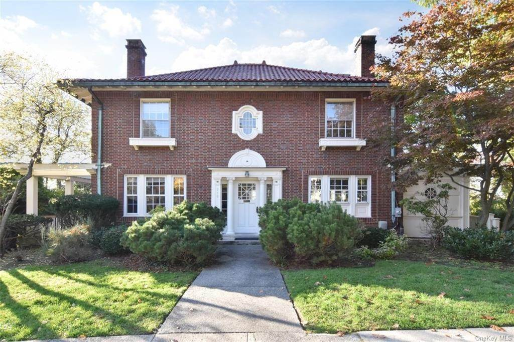 Residential for Sale at 219 Palisade Avenue Dobbs Ferry, New York 10522 United States