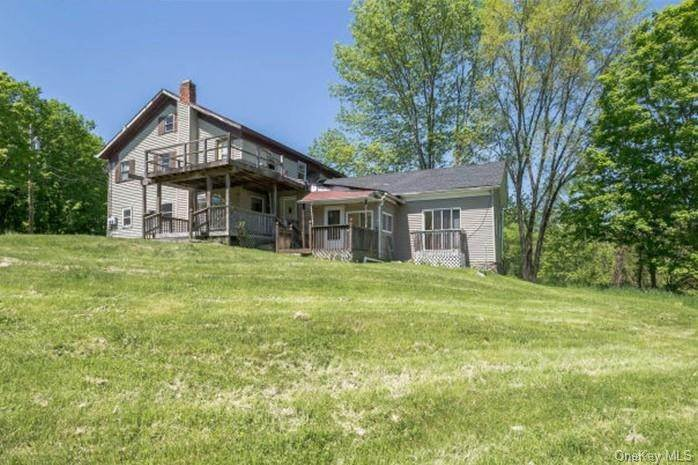Residential Income for Sale at 100 Finchville Turnpike, Mount Hope, NY 10963 Otisville, New York 10963 United States