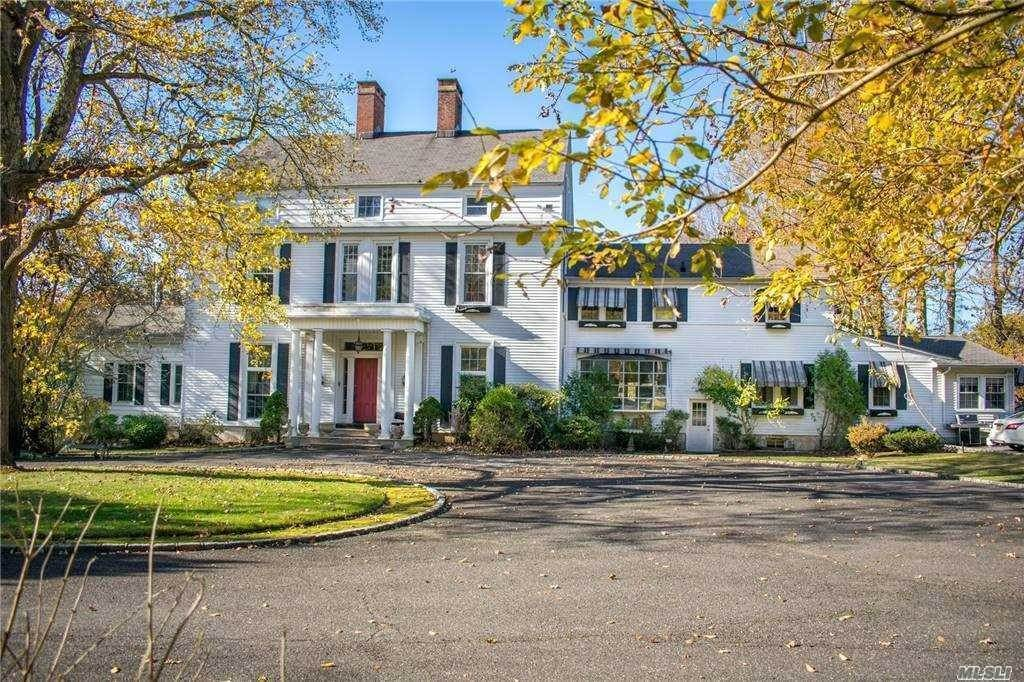 Residential for Sale at 326 Nissequog River Road St. James, New York 11780 United States