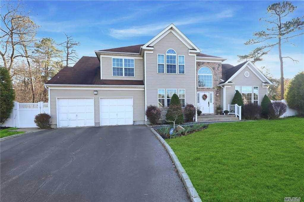 Residential for Sale at 15 Horstead Court Yaphank, New York 11980 United States
