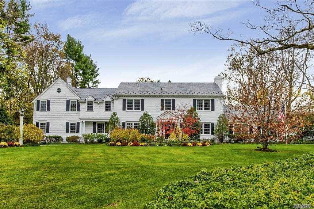 Residential for Sale at 280 Elderfields Road, Manhasset, NY 11030 Manhasset, New York 11030 United States