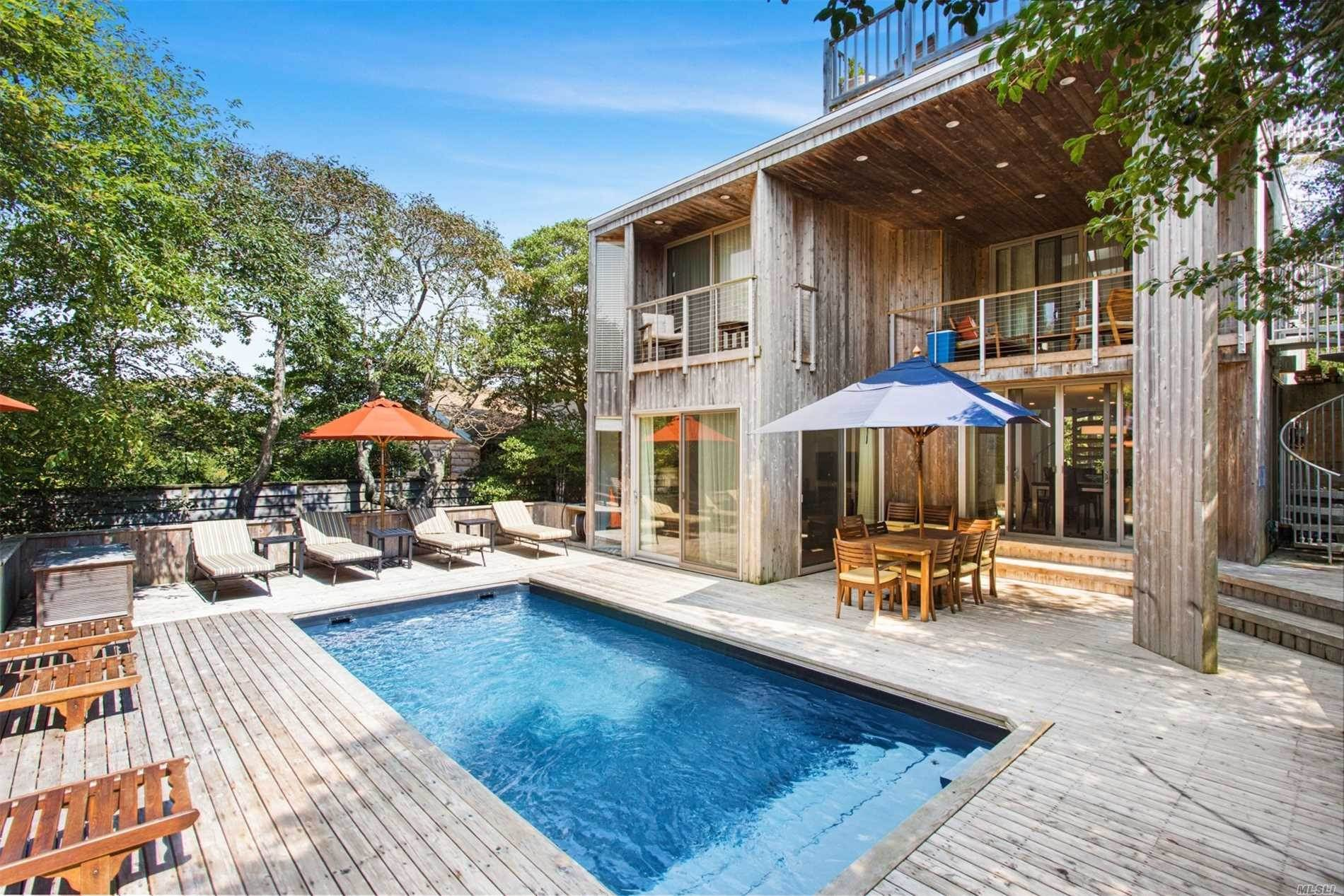 Residential for Sale at 337 Shell Walk, Fire Island Pine NY 11782 Sayville, New York 11782 United States