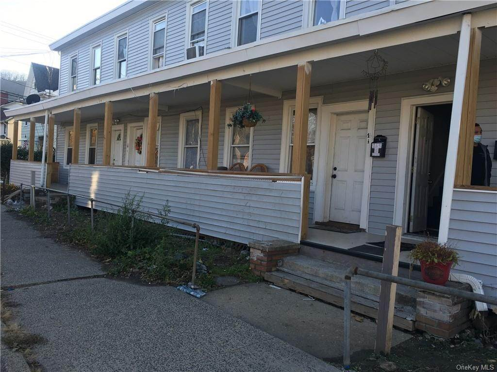 Residential Income for Sale at 18 Westside Avenue Haverstraw, New York 10927 United States