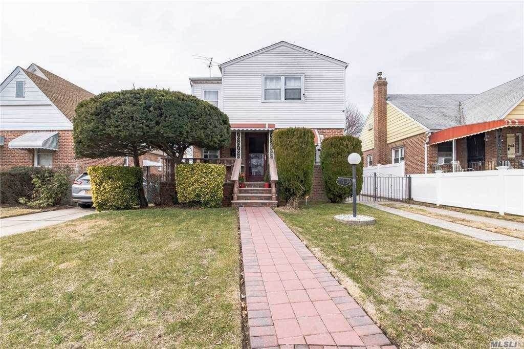 Residential for Sale at 117-36 230th Street Cambria Heights, New York 11411 United States
