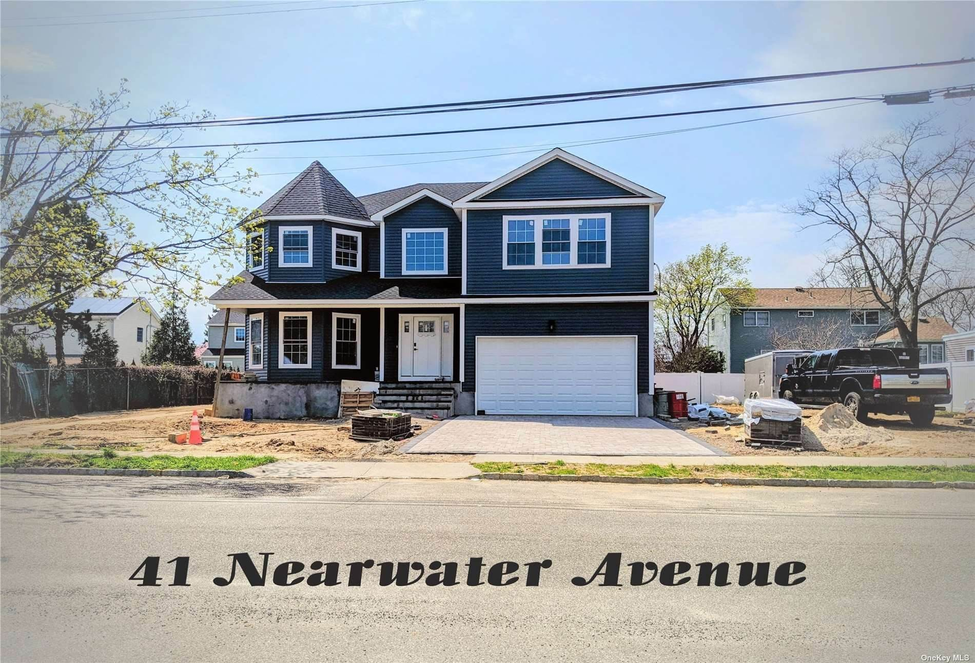 Residential for Sale at 41 Nearwater Avenue Massapequa, New York 11758 United States