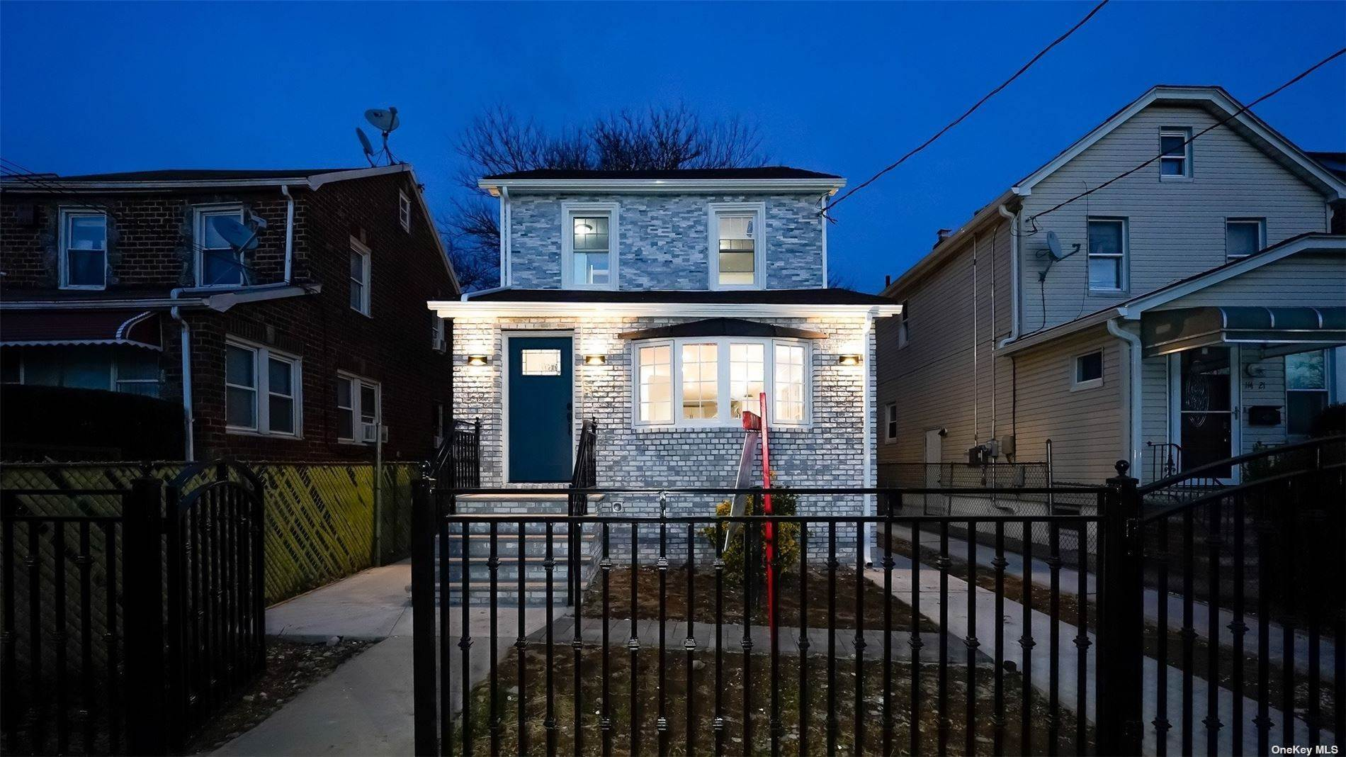 Residential for Sale at 114-19 208 Cambria Heights, New York 11411 United States