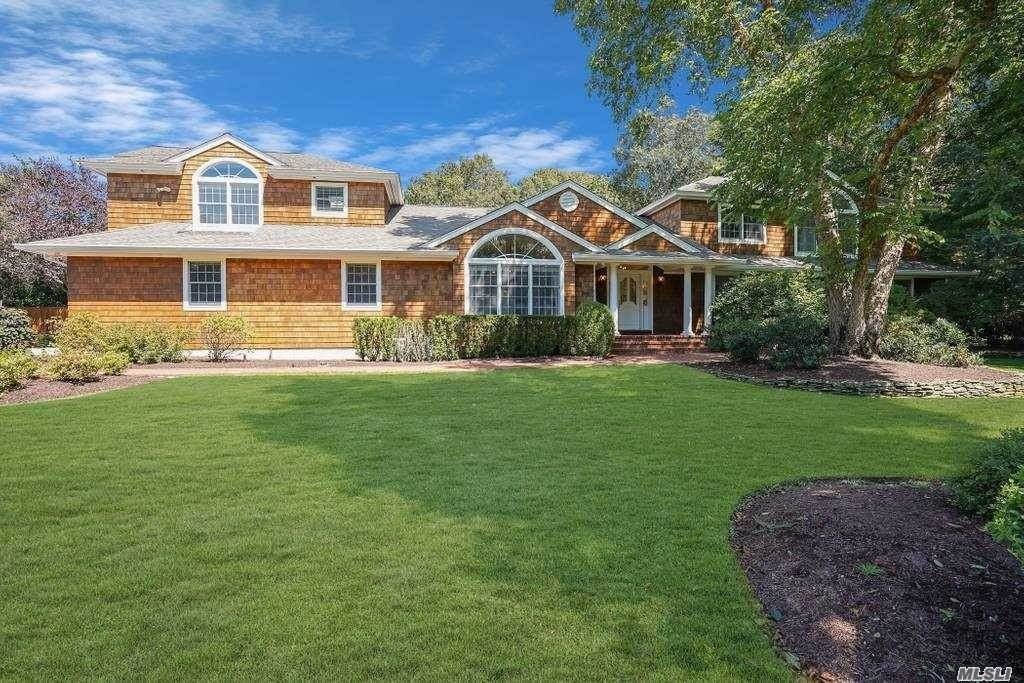 Residential for Sale at 21 Inlet View Path, East Moriches, NY 11940 East Moriches, New York 11940 United States