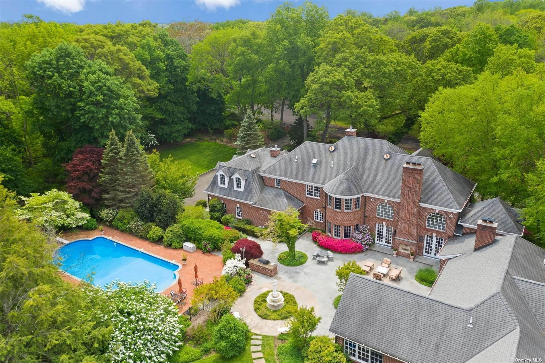Residential for Sale at 18 Folly Field Court Cold Spring Harbor, New York 11724 United States