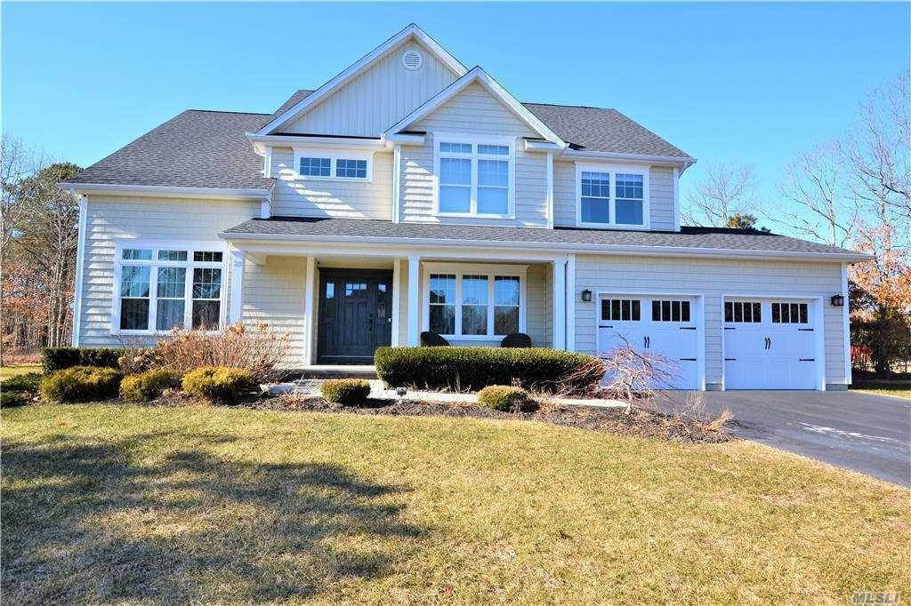Residential for Sale at 26 Blackberry Lane, Center Moriches, NY 11934 Center Moriches, New York 11934 United States