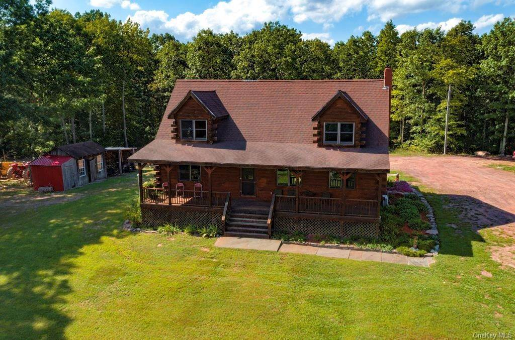 Residential for Sale at 32 Skipperene Road Narrowsburg, New York 12764 United States