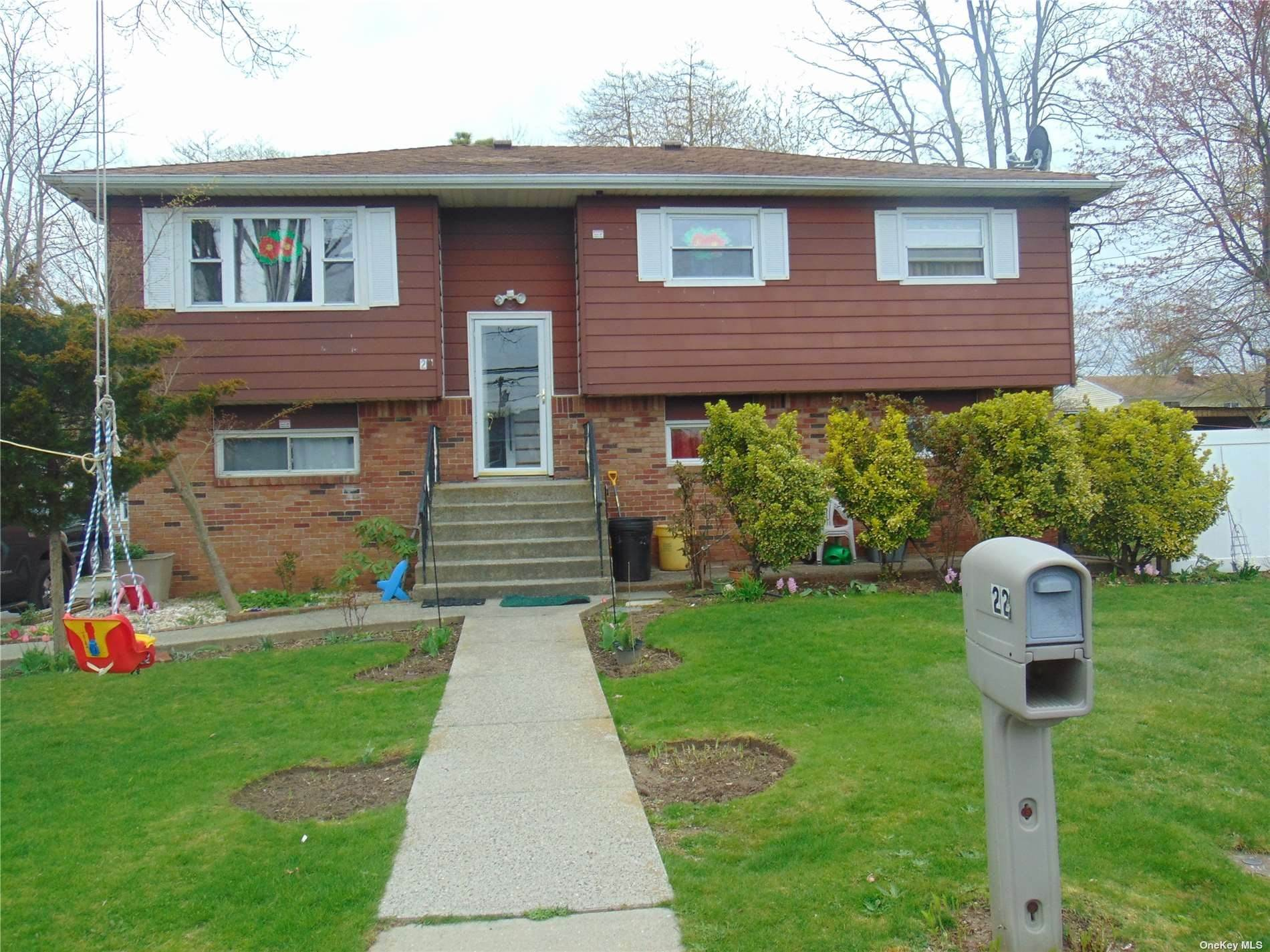 Residential for Sale at 22 S 22nd Street Wyandanch, New York 11798 United States