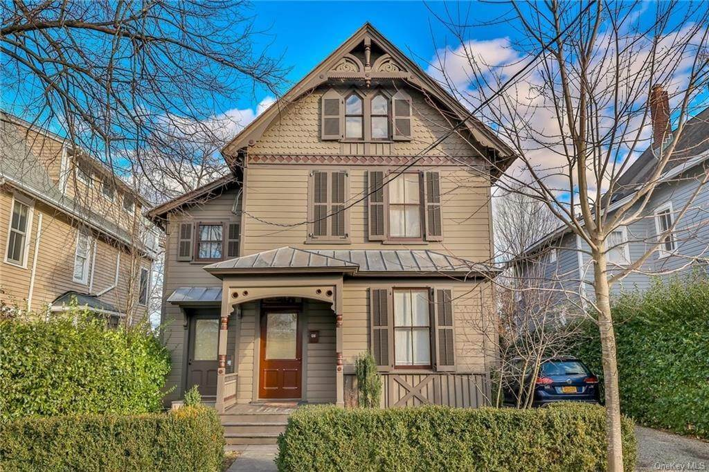 Residential for Sale at 85 Depot Place Nyack, New York 10960 United States