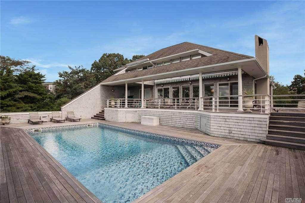 Residential for Sale at 90 S Howells Point Road Bellport, New York 11713 United States