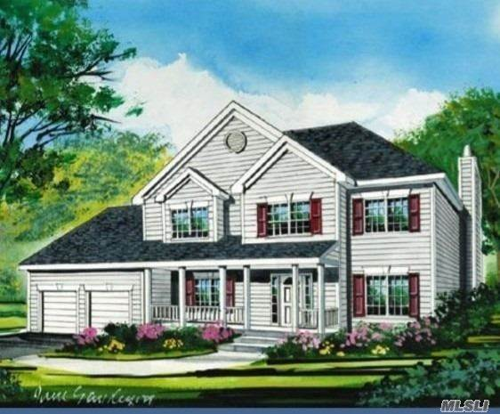 Residential for Sale at LOT #5 Coleen Court Centereach, New York 11720 United States