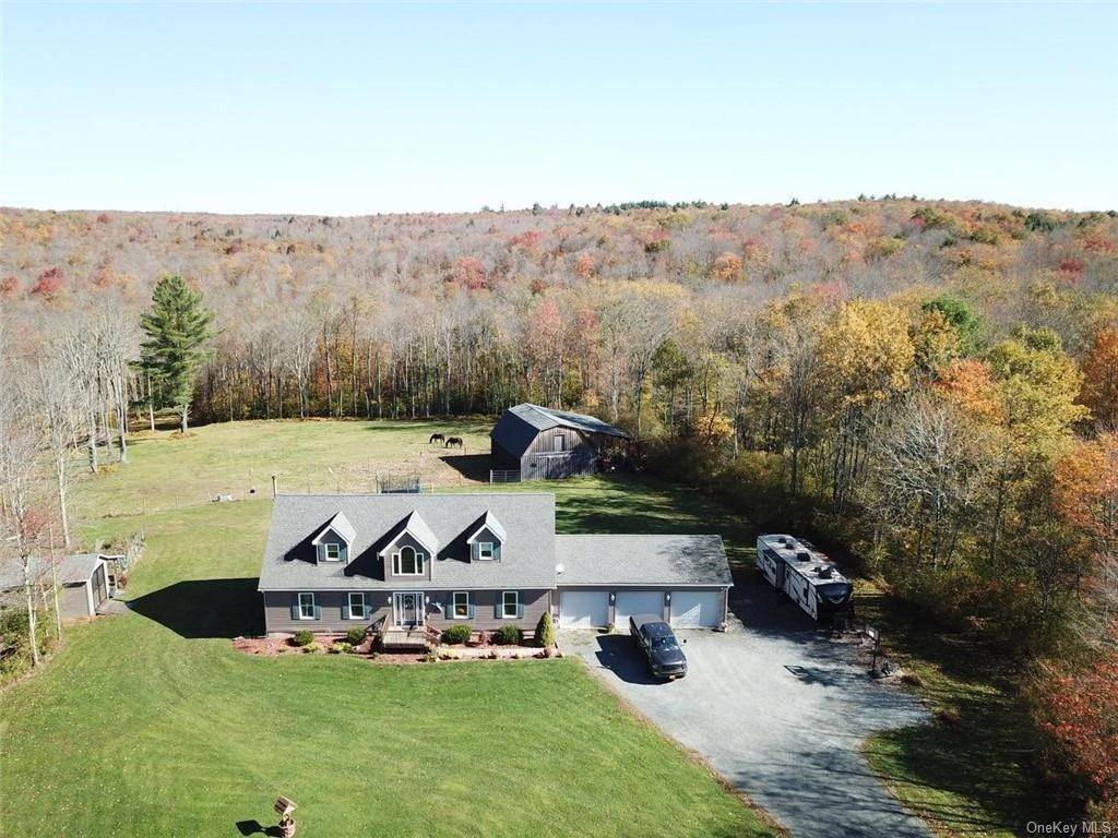 Residential for Sale at 48 Skyline Drive, Rockland, NY 12758 Livingston Manor, New York 12758 United States