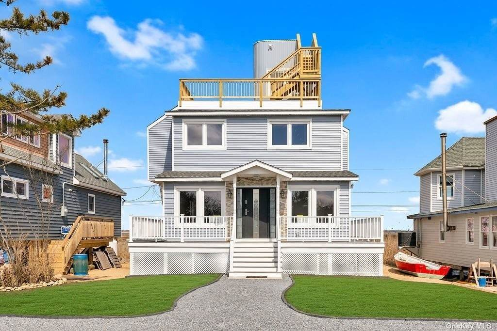 Residential for Sale at 13 Cottage Walk Gilgo Beach, New York 11702 United States