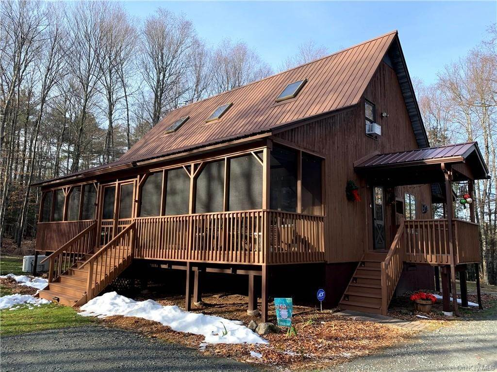 Residential for Sale at 111 Low Road, Neversink, NY 12740 Grahamsville, New York 12740 United States