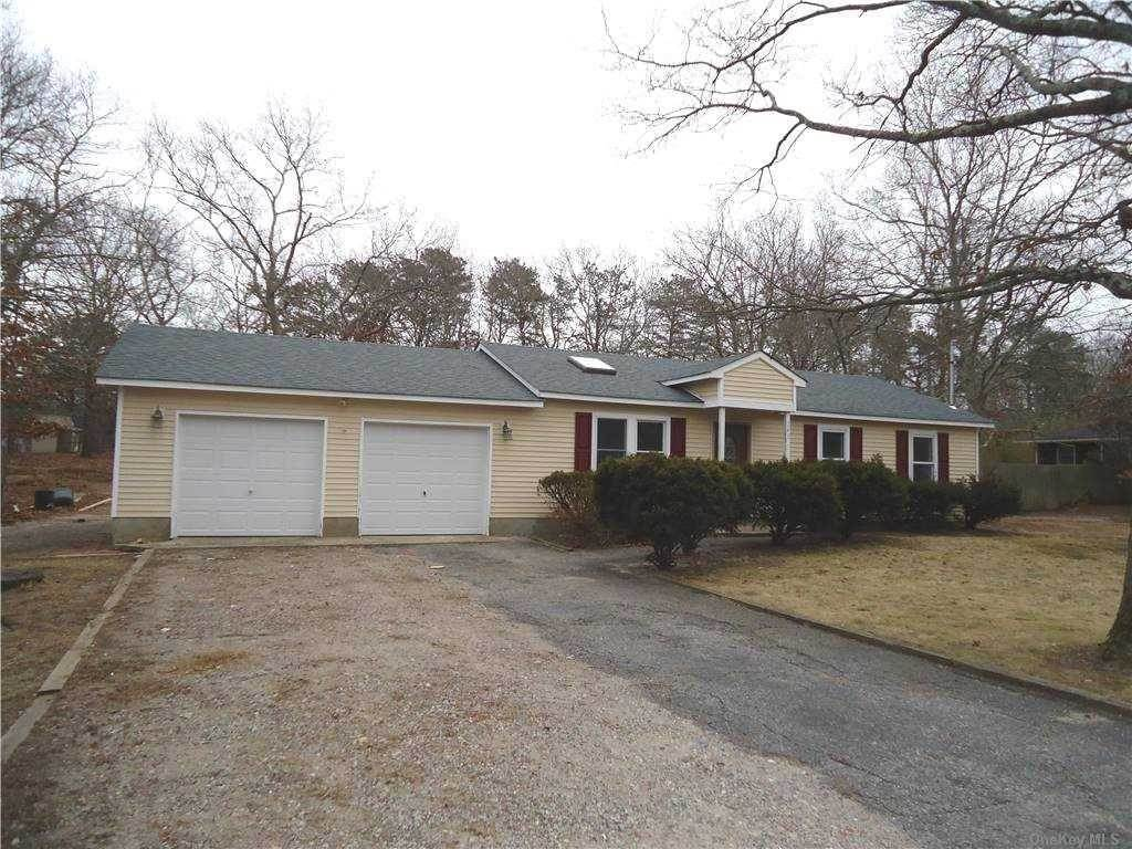 Residential for Sale at 242 Highview Drive Calverton, New York 11933 United States