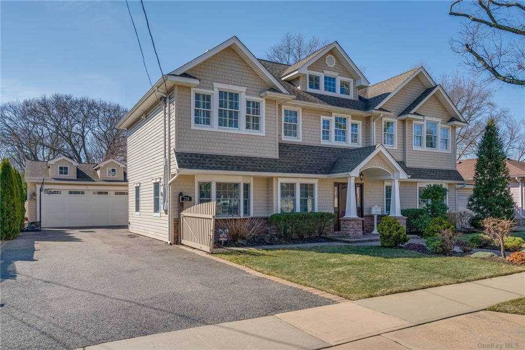Residential for Sale at 224 Koehl Street Massapequa Park, New York 11762 United States