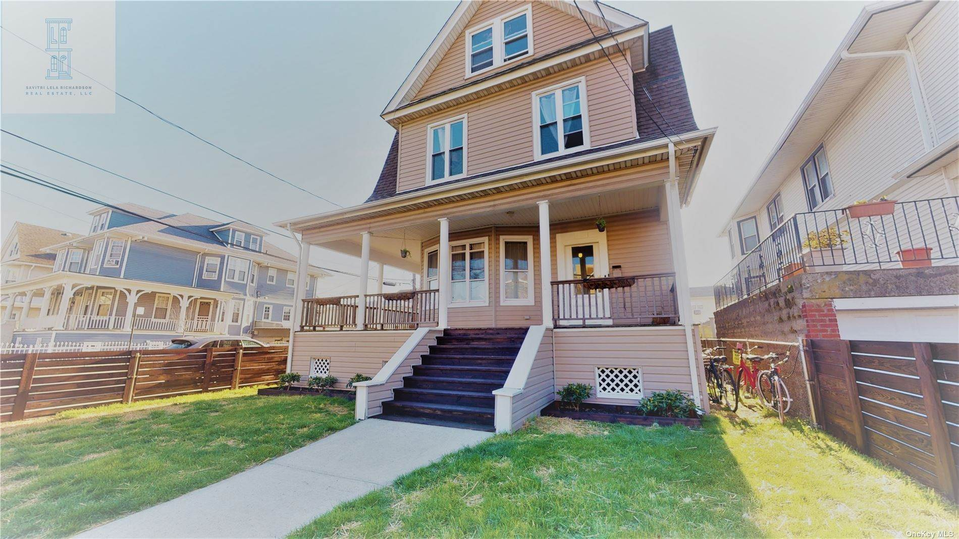 Residential Income for Sale at 427 Beach 69th Street Arverne, New York 11692 United States
