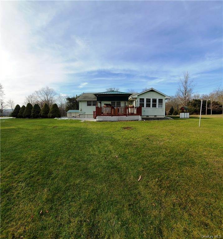 Residential for Sale at 453 Old White Lake Turnpike Swan Lake, New York 12783 United States
