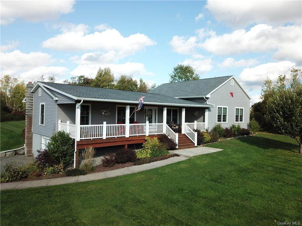 Residential for Sale at 461 Brown Settlement Road, Rockland, NY 12758 Livingston Manor, New York 12758 United States