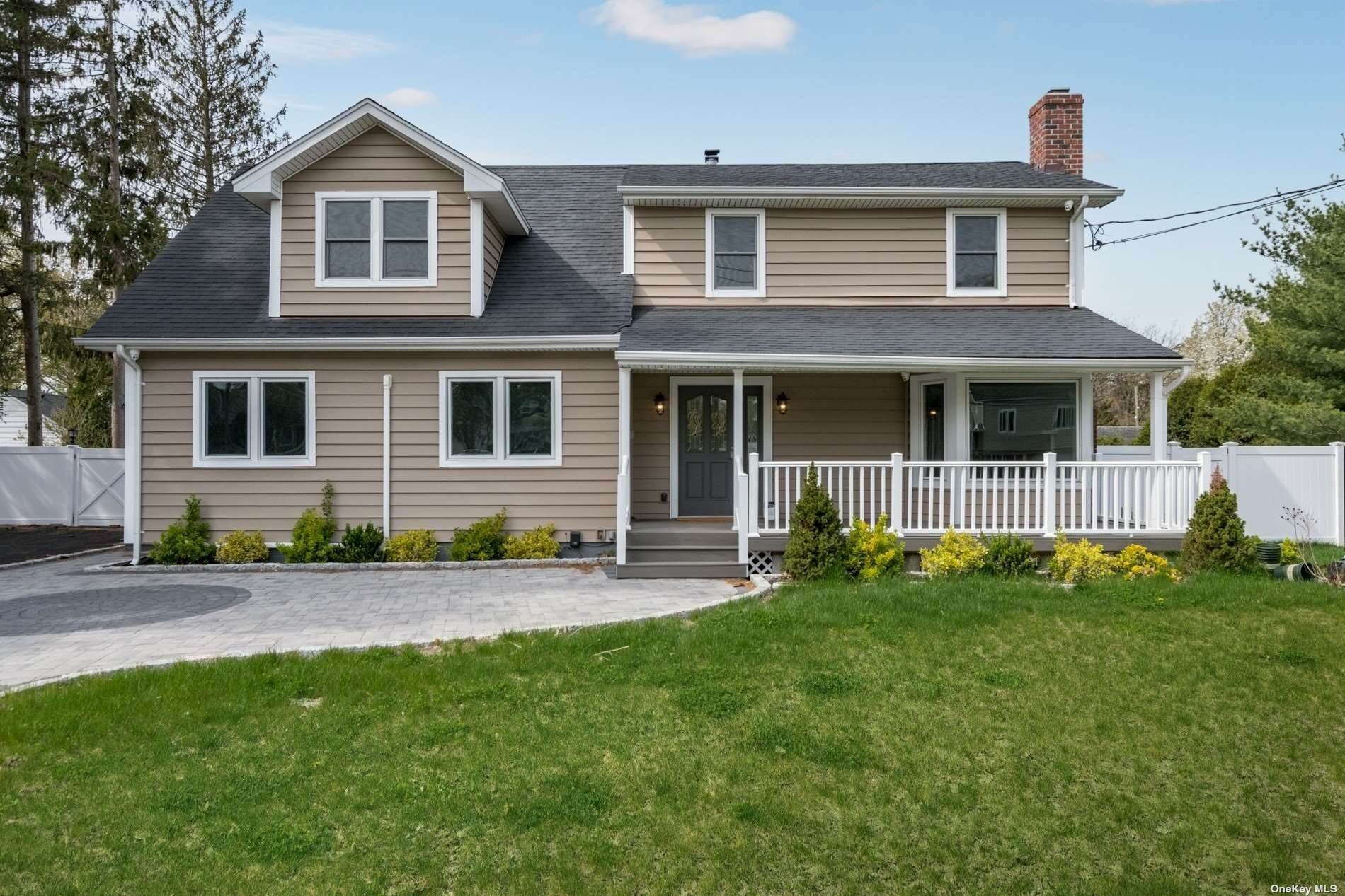 Residential for Sale at 106 Cuba Hill Road Greenlawn, New York 11740 United States