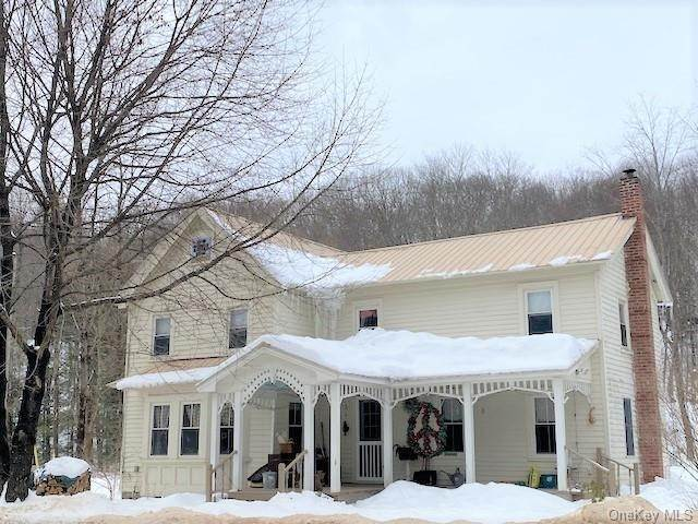 Residential for Sale at 70 Spring Glen Road Mountain Dale, New York 12763 United States