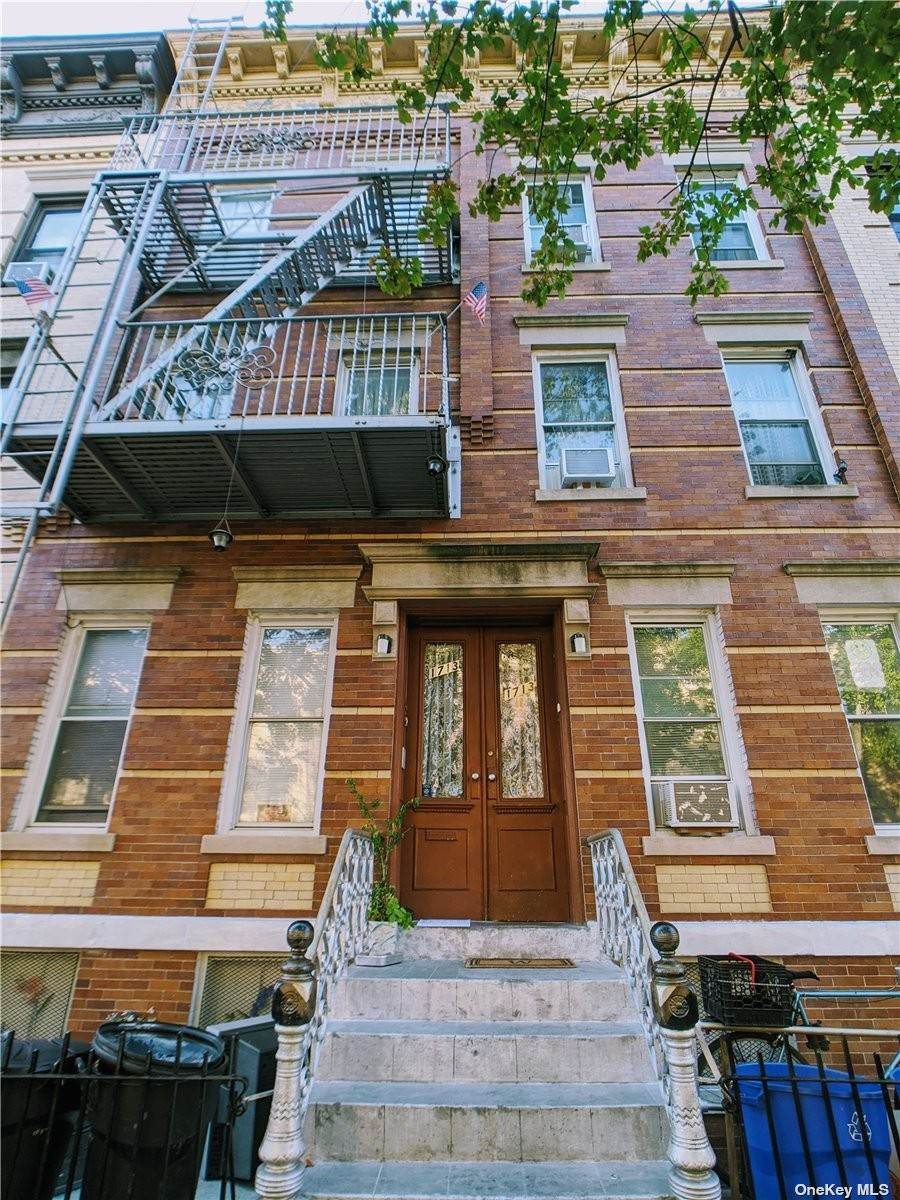 Residential Income for Sale at 17-13 Putnam Avenue Ridgewood, New York 11385 United States
