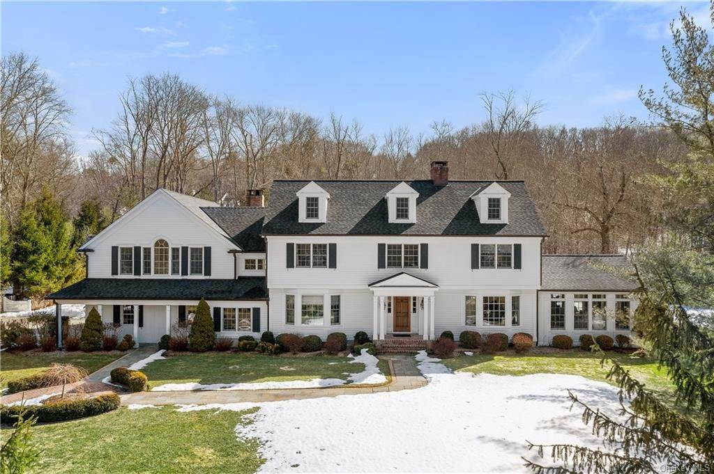 Residential for Sale at 17 Colony Row Chappaqua, New York 10514 United States