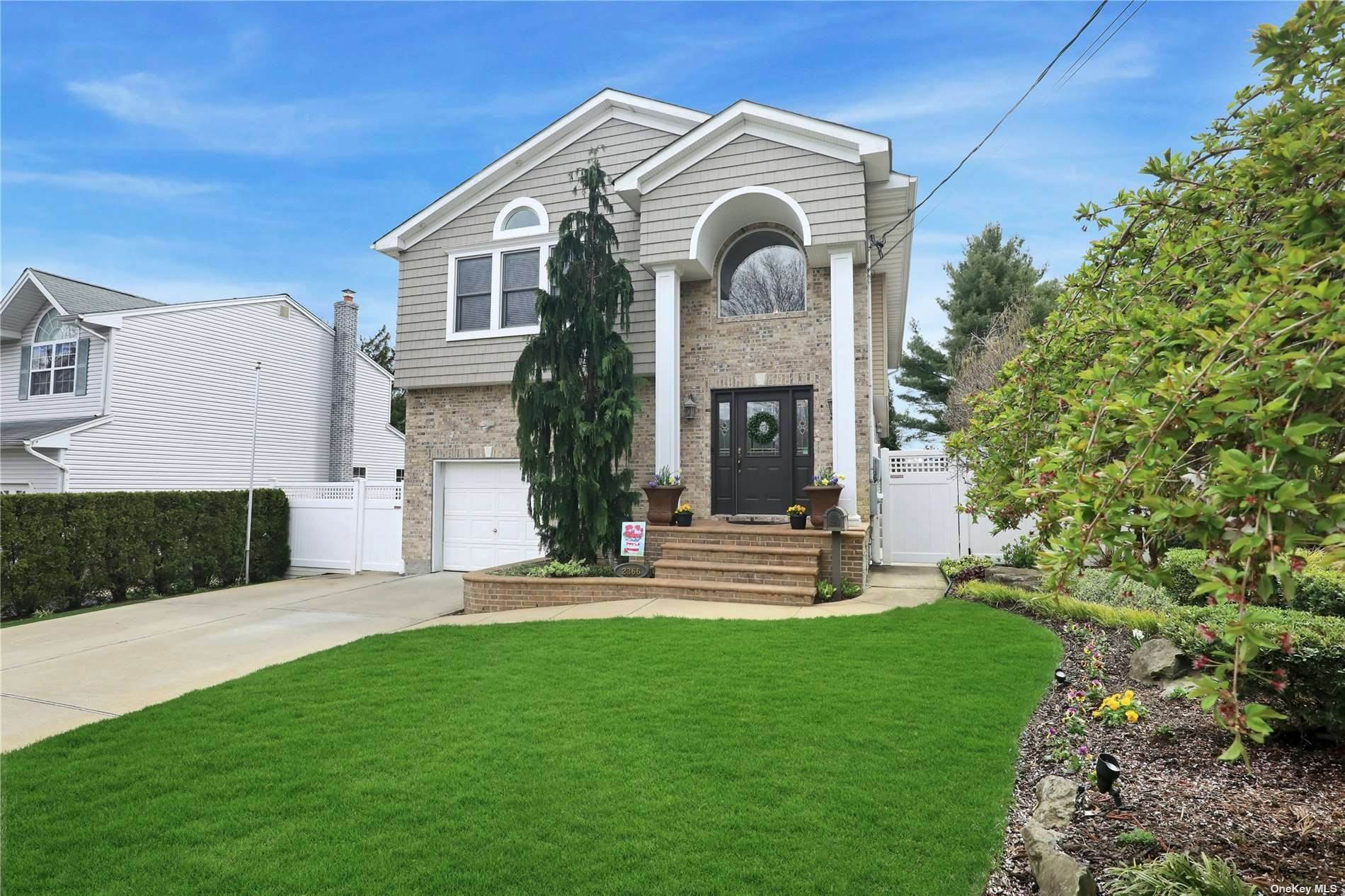 Residential for Sale at 2366 Schiller Avenue North Bellmore, New York 11710 United States