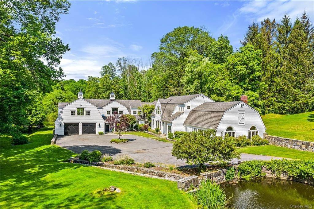 Residential for Sale at 446 Long Ridge Road Pound Ridge, New York 10576 United States