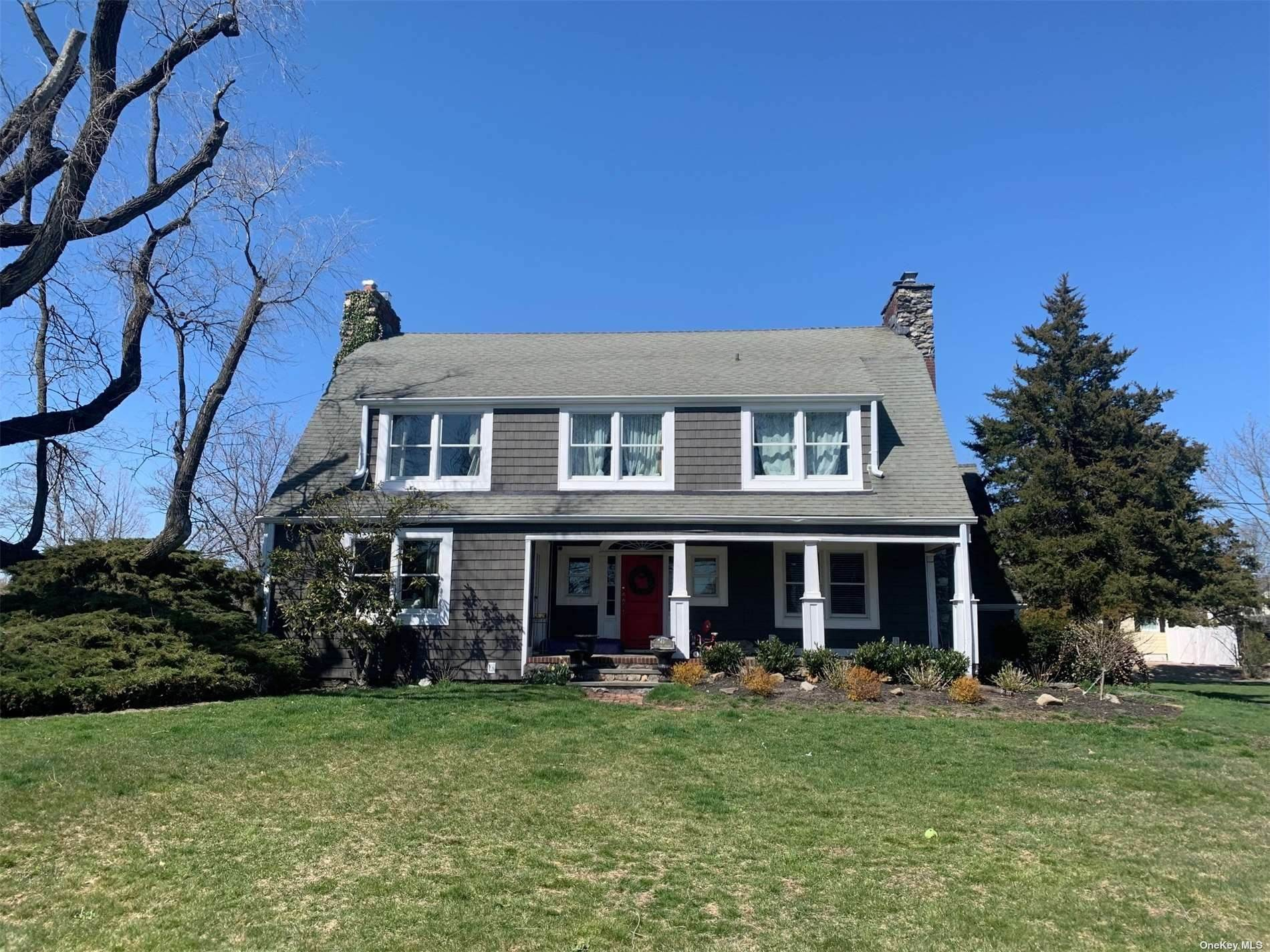 Residential for Sale at 45 Griffing Avenue Amityville, New York 11701 United States