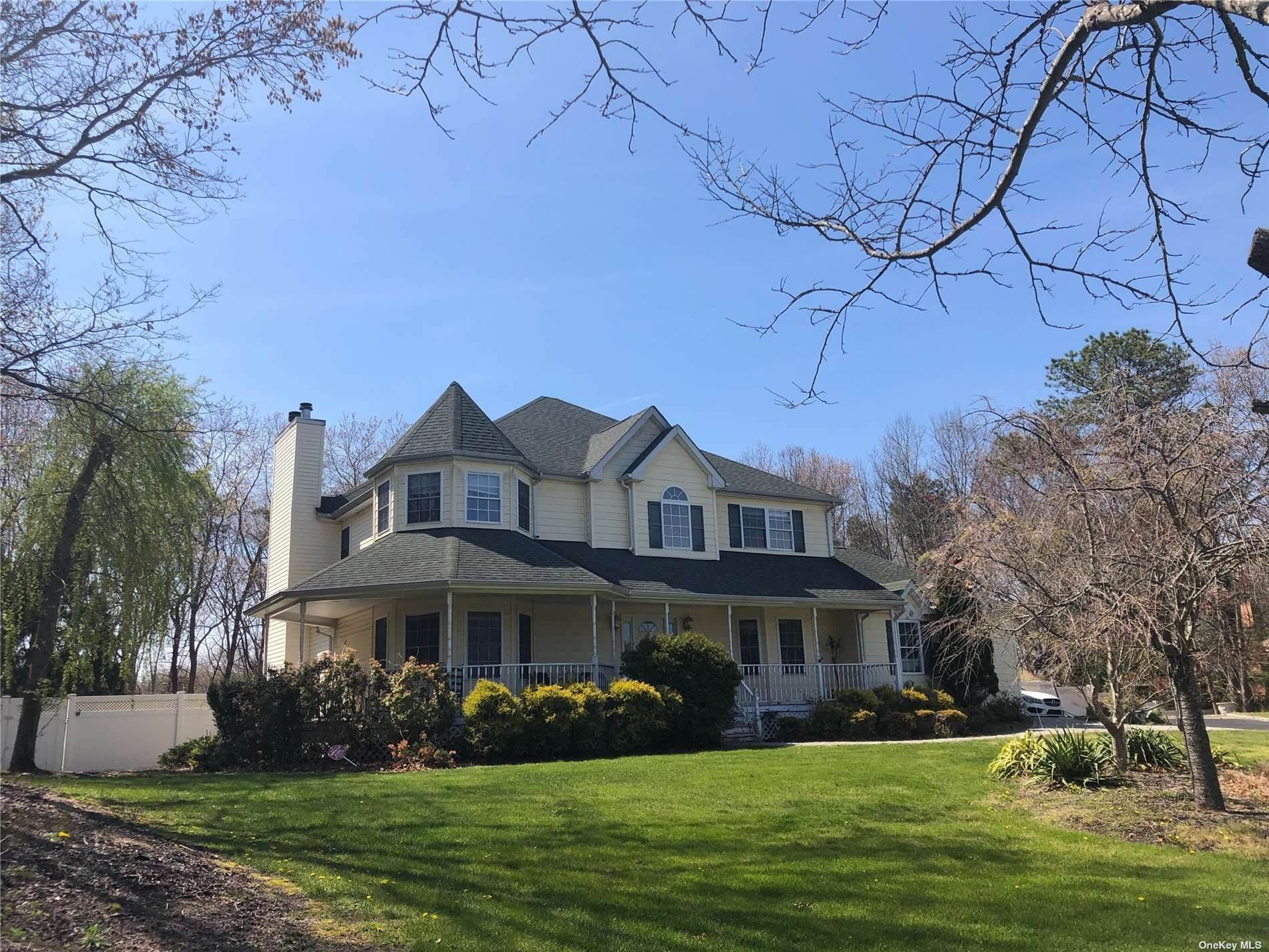 Residential for Sale at 15 Ricky Road Manorville, New York 11949 United States