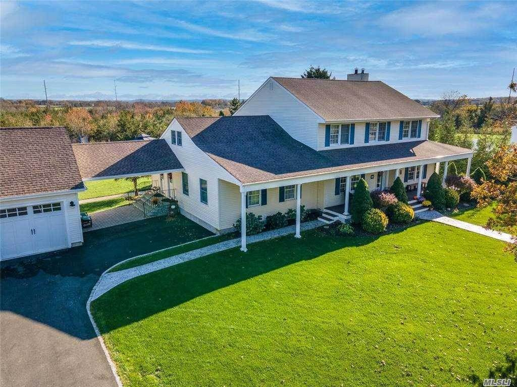 Residential for Sale at 47 Jakes Lane, Baiting Hollow, NY 11933 Baiting Hollow, New York 11933 United States