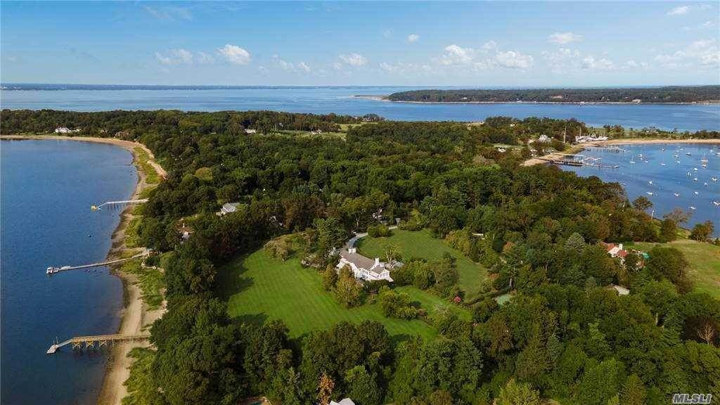 Residential for Sale at 401 Centre Island Road, Centre Island, NY 11771 Centre Island, New York 11771 United States