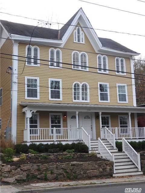 Residential Income for Sale at 632 Main Street Port Jefferson, New York 11777 United States