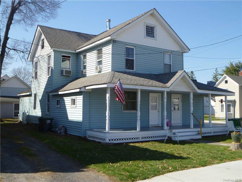 Residential Income for Sale at 33 Central Avenue Wallkill, New York 12472 United States