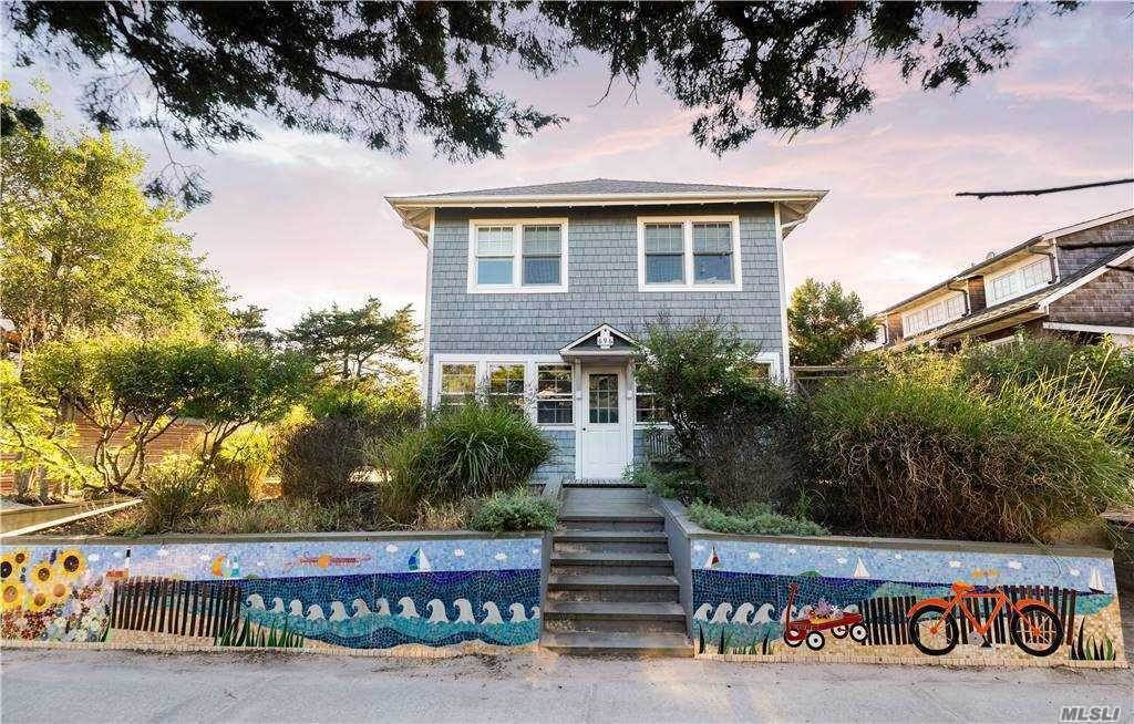 Residential for Sale at 696 Ocean Breeze, Ocean Beach, NY 11770 Ocean Beach, New York 11770 United States