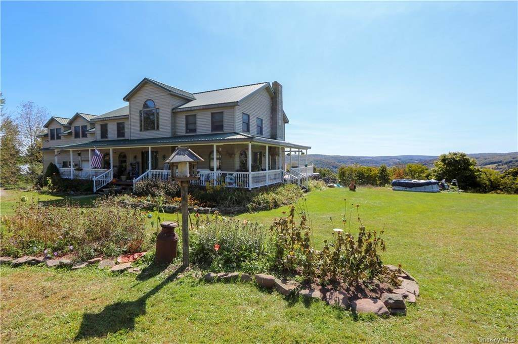 Residential for Sale at 163 Skyline Drive, Rockland, NY 12758 Livingston Manor, New York 12758 United States