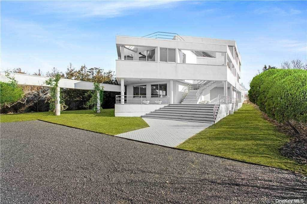 Residential for Sale at 186 &189 Dune Road Quogue, New York 11959 United States